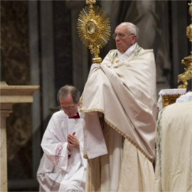 Papal Benediction
