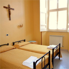 Pilgrimage Accommodation Twin Rooms