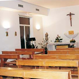 Pilgrimage Accommodation Chapel
