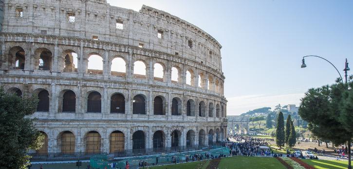 Imponente Coliseo