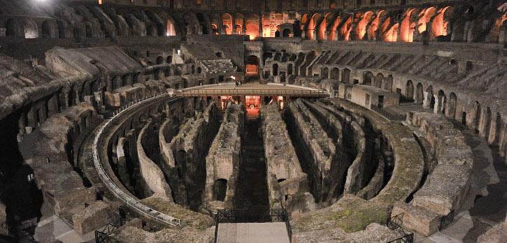 Hypogeum - Hidden Coliseum