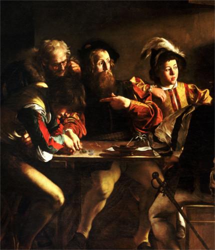 Caravaggio Art Tour Pic
