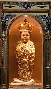 Baby Jesus of Aracoeli