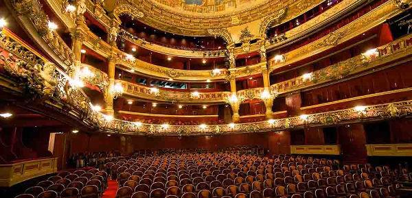 Theatre in Rome